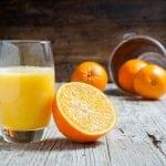 Frutta e verdura di stagione arance