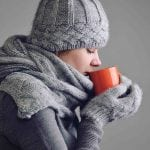 bere acqua calda