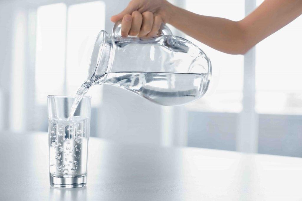 depurazione dell'acqua da bere