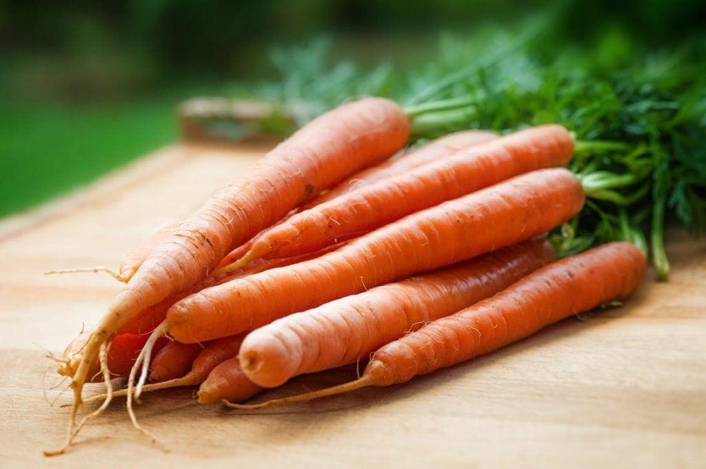 Frutta e verdura di stagione: la spesa di gennaio carota