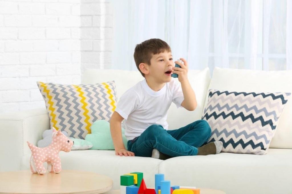 Bevande zuccherate ai bambini asma