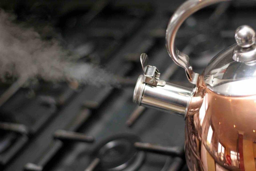 Bollitore per acqua decalcificata e altri consigli