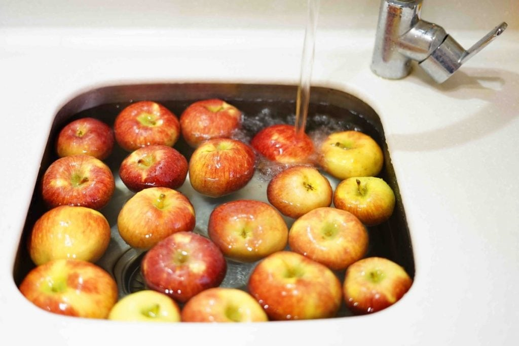 contaminanti organici dell'acqua