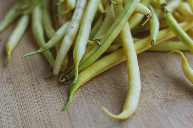 Frutta e verdura di stagione la spesa di maggio fagiolini