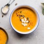 Zuppe fredde ricette per l'estate