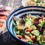 Frutta e verdura di stagione spesa di luglio