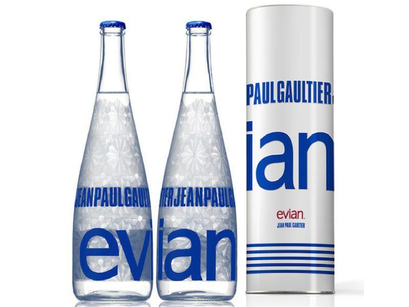 Jean Paul Gualtier Evian (2009)