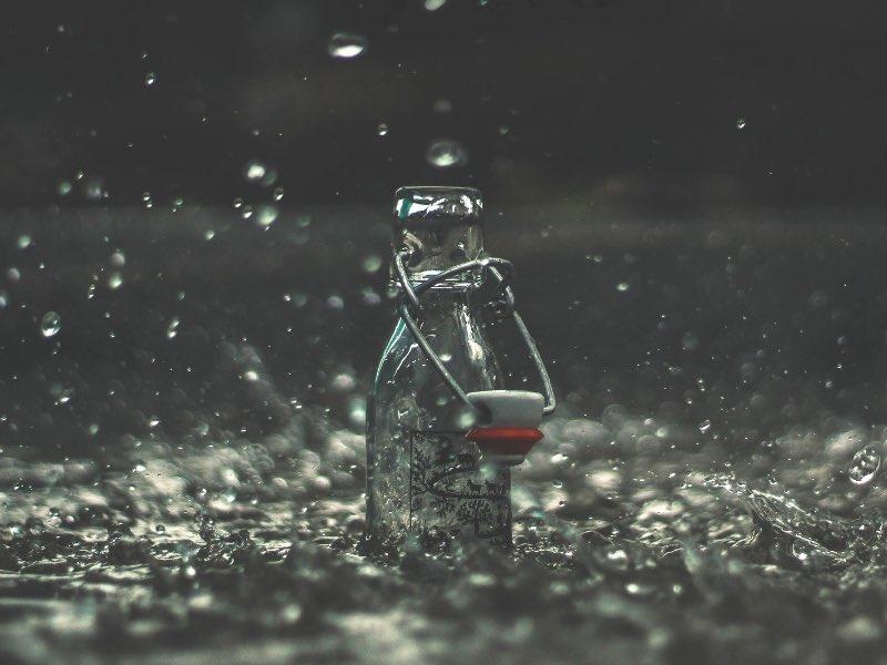 si può bere acqua piovana