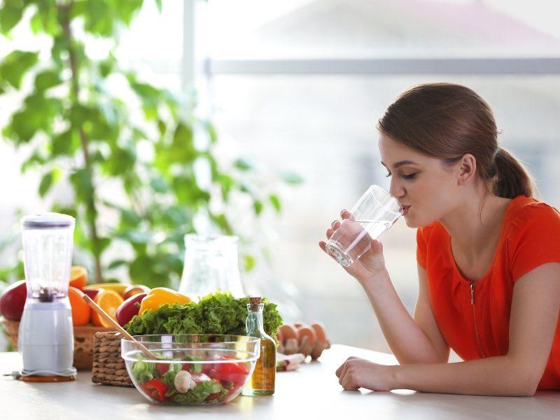 Acqua e alimentazione