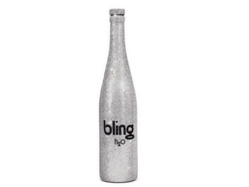 Bling H2O's The Ten Thousand acque più care del mondo