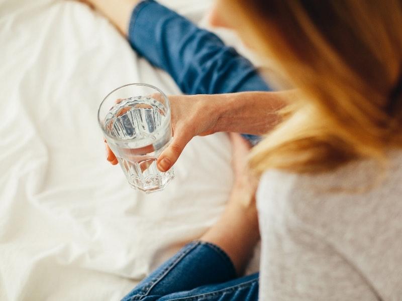 Asportazione della cistifellea, quale acqua bere?